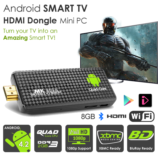 VueBOX Android TV BOX