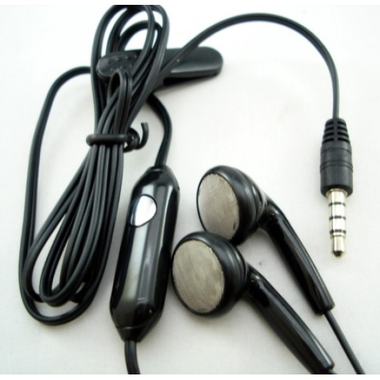 Universal 3.5mm Wired Stereo Headphones with Microphone