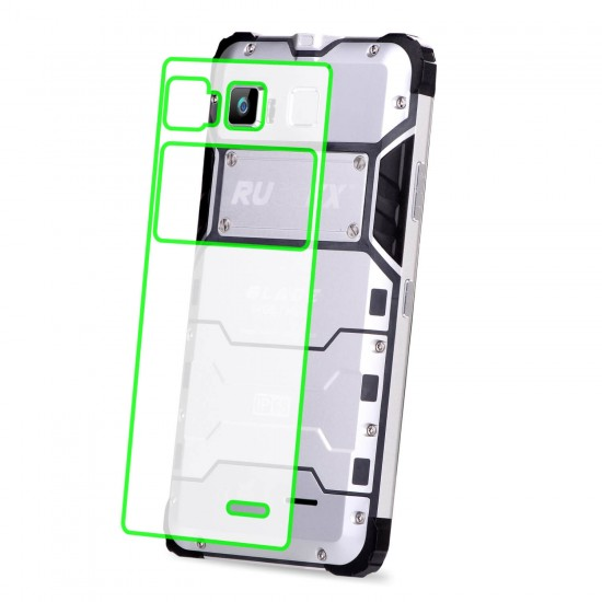 Ruggex Blade Back Cover Protector Film