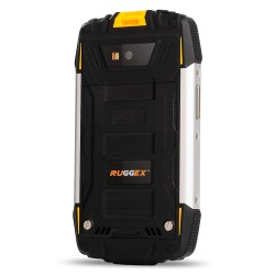 Ruggex Rhino 3 Rugged Smartphone - Refurbished - 90 Days Warranty