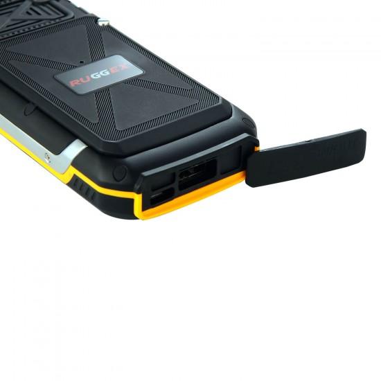Ruggex Rhino M Rugged Phone