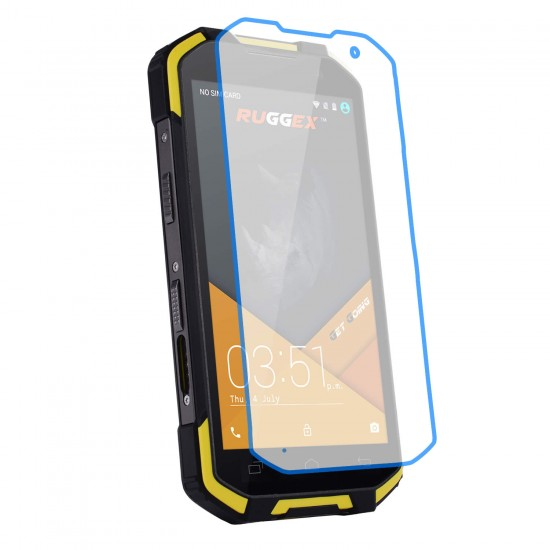 Ruggex Rhino 6 Front Screen Protector Film