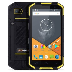 Ruggex Rhino 6 4G LTE Rugged Smartphone - Refurbished - LED Issue - 12 Months Warranty
