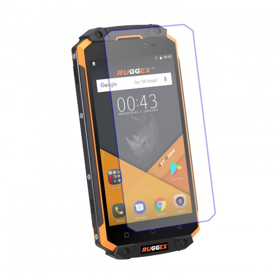 Tempered Glass Screen Protector for Ruggex Rhino XL