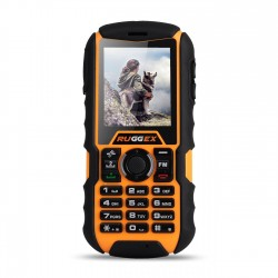 Rugged Phone IP68 Waterproof Tough Dustproof Shockproof Rugg1