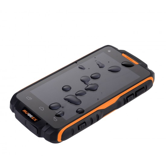 4G LTE Rugged Smartphone IP68 Waterproof Tough Durable NFC 3500 mAh Battery