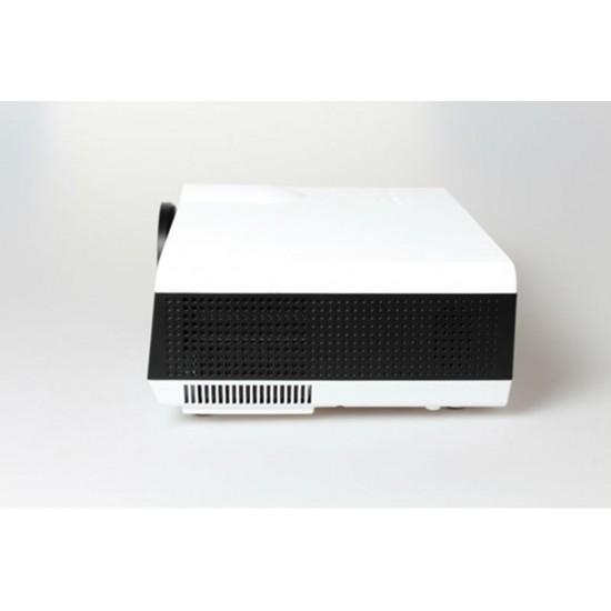 VIVIFI Luminate LED LCD Projector 1080P HDMI Home Cinema Movies Games Presentation & DVB-T TV