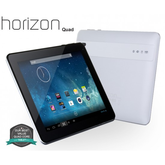 VIVIFI Horizon Quad 9.7 Quad core Android 4.2 Jelly Bean Tablet 8GB - EX-Display